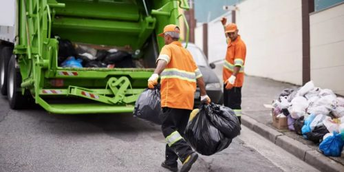 Manage Trash collection in urban centers using Private haulers